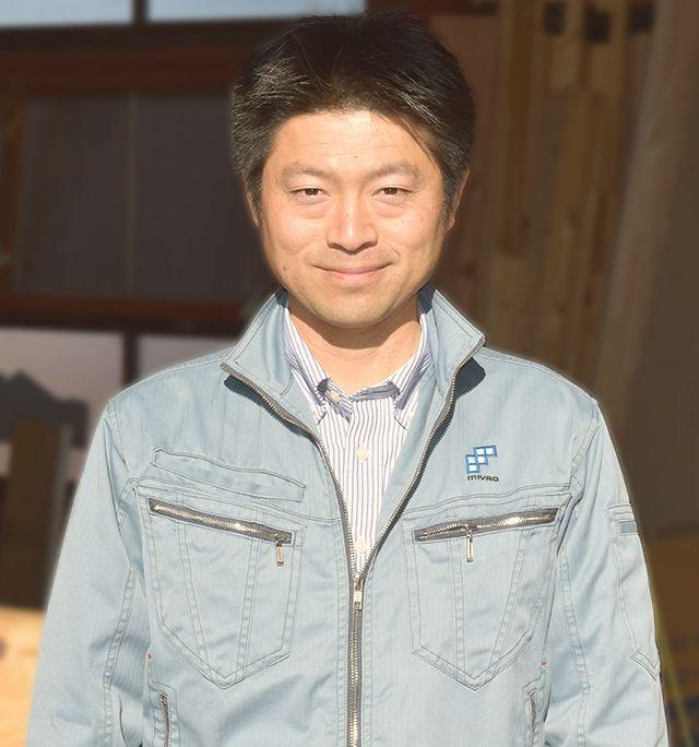 建設部 部長 嶋田 将宏