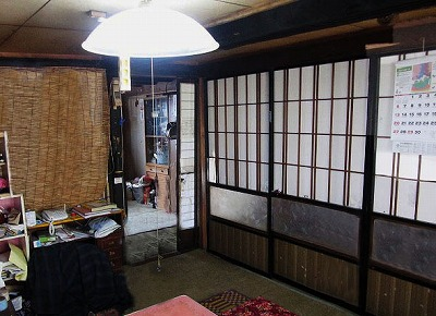 ■長野市S様邸 リフォーム。キッチン、リビング、玄関等施工前