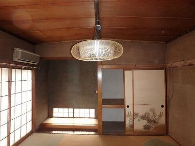 ■長野市M様邸 リフォーム。リビング、キッチンなど施工前