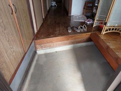 ■長野市Y様邸 リフォーム。トイレ、浴室など施工前